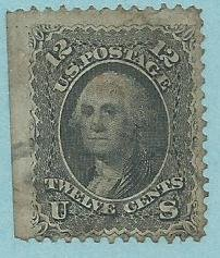 1861 United States Scott Catalog Number 69 Used