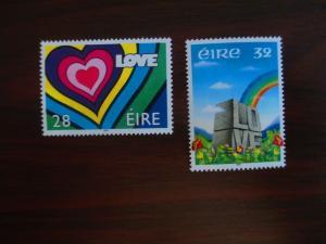 Ireland #852-53 Mint Never Hinged- (JB5) WDWPhilatelic