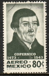 MEXICO C416 500th Anniv Birth of Astronomer N. Copernicus Used VF. (557)