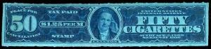 U.S. REV. TAXPAIDS TA96b  Mint (ID # 86057)