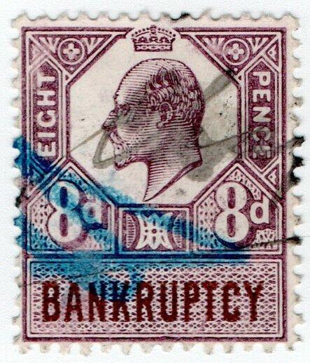 (I.B) Edward VII Revenue : Bankruptcy 8d