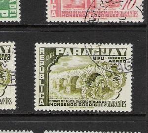 PARAGUAY C226 VFU L802 C