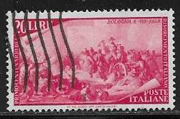 -Italy 503 used 2017 SCV $13.50  -  12253
