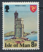 Isle of Man - SG 115a  SC# 117a  MUH  Perf 14½