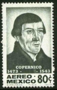 MEXICO C416,  80¢ 500th Anniv Birth of Astronomer N Copernicus MINT NH. F-VF.