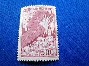 JAPAN -  SCOTT # 609  -  MNH    (kb609)