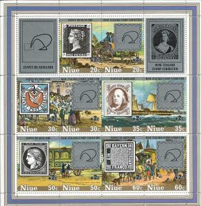 Niue #B41 Souvenir sheet (MNH) CV $5.00