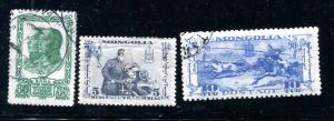 Mongolia 1945 and up Used High value 10 tug 7346
