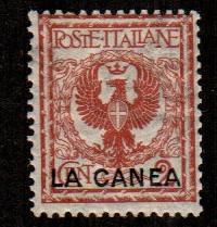 Italy Offices In Crete #4  Mint  Scott $2.25