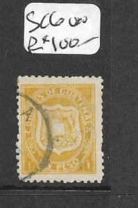 GUATEMALA (PP1403B)   SC 6  VFU