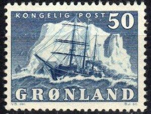 Greenland #35 MNH CV $52.50 (P647)
