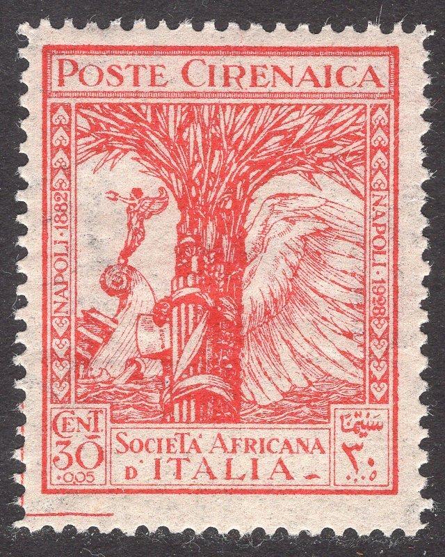 CYRENAICA SCOTT B18