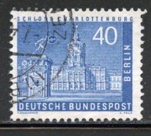 Berlin # 9N131, Used. CV $ 7.00