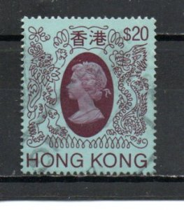 Hong Kong 402a used