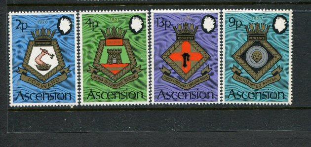 Ascension #166-9 Mint