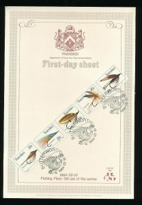 South Africa Ciskei Venda Birds Scouts Wildlife MNH x240(Covers Cards x22(W2384