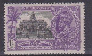 India Sc#145 MH