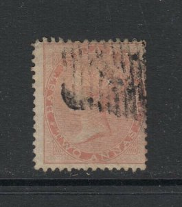 India, Sc 13 (SG 41), used (small corner crease)