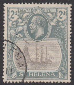 St. Helena 82 Used CV $2.40