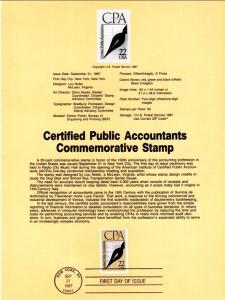 US SP818 CPA 2361 Souvenir Page FDC