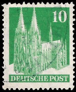 Germany-Bizone 1948 Sc 641a uf p. 14