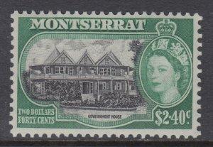 Montserrat 141 MNH VF