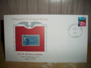 6 cent Air Force Jubilee
