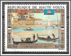 Upper Volta #C101 Airmail CTO NH