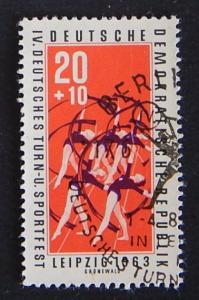 Germany DDR, №13-(47-4R)
