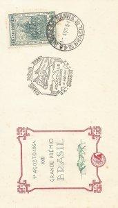1° AGOSTO 1954  XXII  GRANDE PREMIO BRASIL