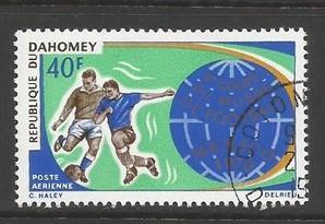 DAHOMEY C121 VFU WORLD CUP Z712