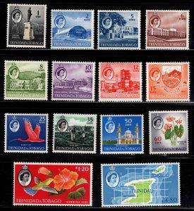 Trinidad & Tobago Scott 89-102 MH* complete set of 14