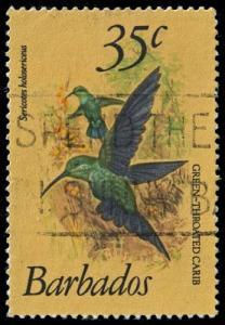 Barbados - Scott 504 - Used