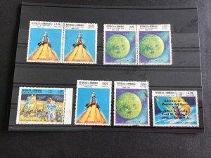 Honduras Vintage Space Stamps  R38816