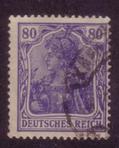 Germany Sc.# 128 Used