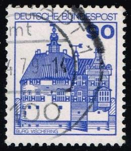 Germany #1239 Vischering Castle; Used (0.40)