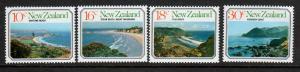 New Zealand Scott 626-629 MNH!