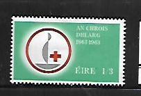 IRELAND, 191 , MINT HINGED, CENTENARY EMBLEM