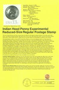 Indian Head Penny (USCPF1734)