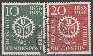 Germany #9N140-1 F-VF Used CV $6.00 (D3246)