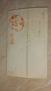 DYNAMITE Stamps: Boston Postmasters Provisional - 1849