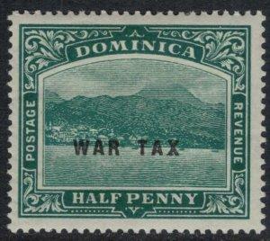 Dominica #MR2*  CV $5.00