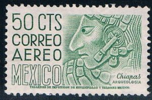 Mexico Mask 50 - pickastamp (MP6R503)