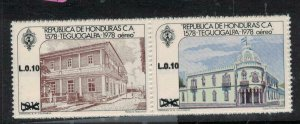 Honduras SC 768a MNH (2eml)