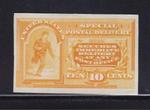 E3 P3 VF-XF India proof with nice color cv $ 75 ! see pic !