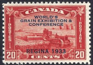 CANADA 203 FVF Mint Fresh (203-6)