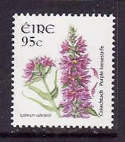 Ireland-Sc#1711-unused NH Flower-Purple loosestrife-2007-