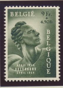 Belgium Stamp Scott #B560, Mint Hinged - Free U.S. Shipping, Free Worldwide S...