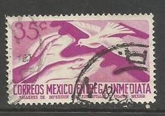 MEXICO E16 VFU Z3538-1