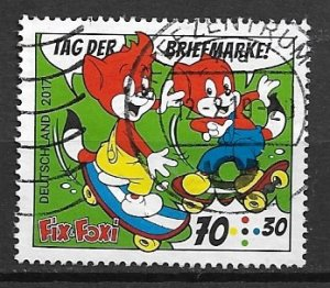 German stamps and worldwide